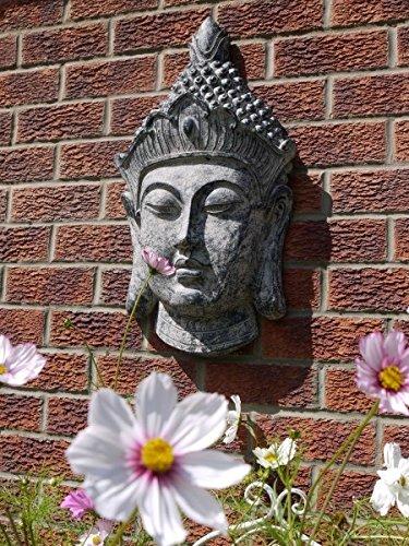 buddha-head-stone-effect-garden-sculpture-wall-decor