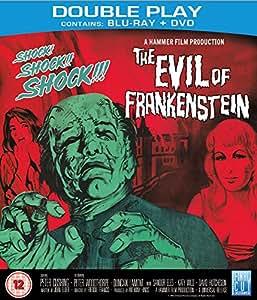 The Evil Of Frankenstein (Blu-ray + DVD) [1964]