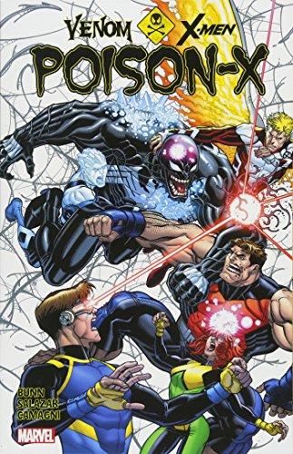 Venom & X-men: Poison-x por Cullen Bunn