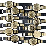 Complete Set of 12 Championship Belts fo...