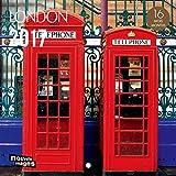 Nouvelles Images Calendrier 2017 Londres 16 mois 14,5 x 14,5 cm...