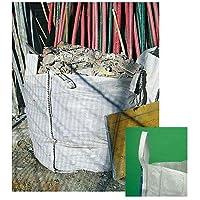 Intermas - Saco Recoge Escombros Blanco Big Bags
