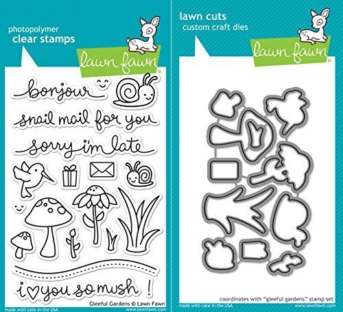lawn-fawn-gleeful-gardens-clear-photopolymer-stamps-lf799-bundle-with-coordinating-lawn-cuts-dies-lf