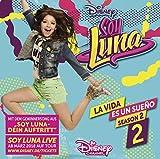 Soy Luna: La vida es un sueño 2 (Staffel 2, Vol. 2) - Elenco de Soy Luna