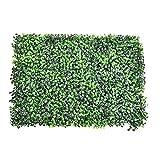 Emulational künstlicher Efeu-Blatt-Plastikgarten-Bildschirm rollt die Wand, die gefälschte Rasen-Betriebswand-Hintergrund-Dekorationen landschaftlich gestaltet
