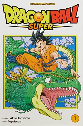 13 Dragon Ball-vol. (Dragon Ball Super, Vol. 1)