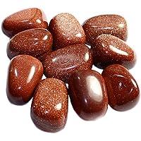 budawi® - Edelstein Goldfluß getrommelt ca 2-3 cm, Edelstein-Trommelstein Goldfluss preisvergleich bei billige-tabletten.eu