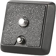 Andoer–Antideslizante de aleación de aluminio placa de liberación rápida para Giottos MH630MH5011para trípode de cámara