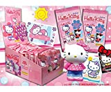 Hello Kitty 24 STK. Giftbag Figuren + Sticker