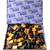 The Sweet Box Black Jacks & Fruit Salads Chews Sweets Gift Box Retro Sweet Box