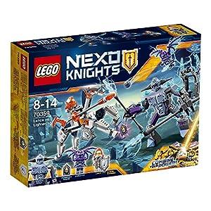 Lego Nexo Knights Lance Kontra BĹyskawica (70359) [KLOCKI]  LEGO