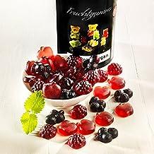 Fruchtgummi Rote Beeren, vegan