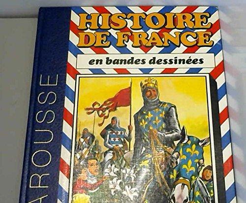 Histoire de France en bandes dessinées, intégrale tome 2: De Hugues Capet à Bouvines