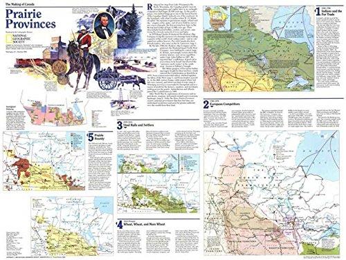Reproduktion eines Poster Präsentation-Kanada-Prairie Provinzen 2(1995)-61x 81,3cm Poster Prints Online kaufen