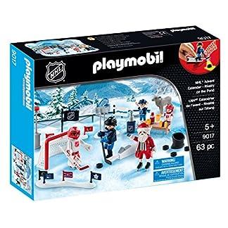 PLAYMOBIL Sports & Action 9017 63pieza(s) – Juegos de construcción (Cualquier género, Multicolor)