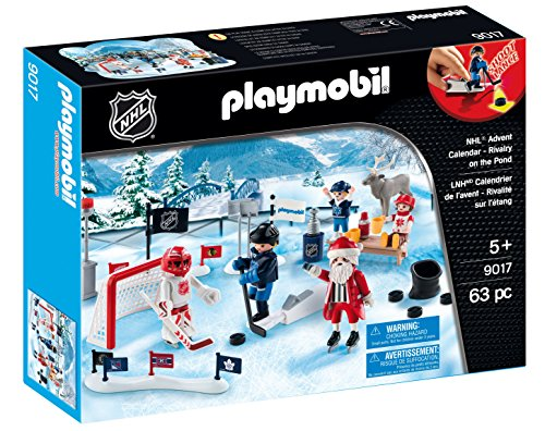 PLAYMOBIL Eishockey Adventskalender