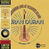 Duran Duran: Thanksgiving Live at Pleasure (Audio CD)