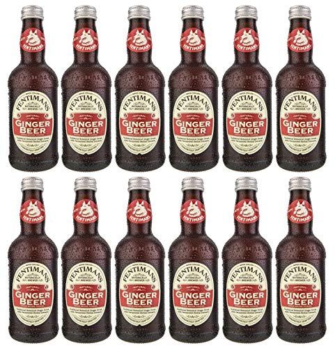 Fentimans Traditional in 6 Flavour 275ml Case of 12 (Ginger Beer)