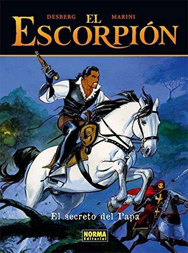 EL ESCORPIÓN 02. EL SECRETO DEL PAPA (CARTONÉ)