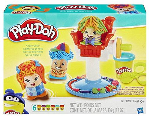 Play-Doh - B1155eu40 - Pâte à Modeler - Coiffeur