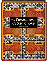 The Treasury of Celtic Knots by Aidan Meehan (2005-06-06)