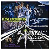 Songtexte von Geoff Love & His Orchestra - Star Wars and Other Space Themes / Close Encounters of the Third Kind and Other Disco Galactic Themes