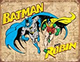 Tin Sign Batman and Robin Weathered Panels Blechschild, 32x41 [Haushaltswaren]