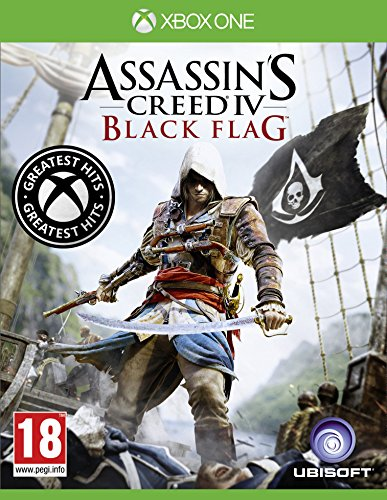 assassin's creed 4 black flag - greatest hits - xbox one