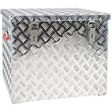 Aluminium Riffelblech-Box Alu 120 Liter ALUT120 L 622 x B 425 x H 515 mm