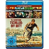 Tatort Box-Set: Tatort mit Til Schweiger (1-4) + Tschiller: Off Duty