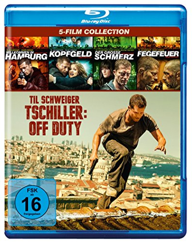 Tatort Box-Set: Tatort mit Til Schweiger (1-4) + Tschiller: Off Duty [Blu-ray]