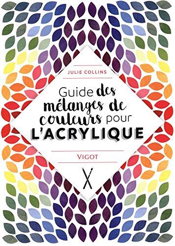 Guide des mélanges de couleurs pour l'acrylique