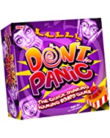 John Adams Don't Panic Board Game