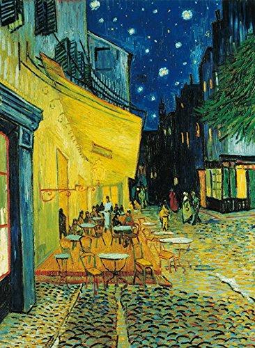 Preisvergleich Produktbild Clementoni 31470.6 -  Van Gogh - Cafèterrasse bei Nacht 1000 teilig