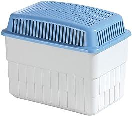 Wenko 5410010100 Feuchtigkeitskiller 1 kg - Raumentfeuchter, 24 x 16 x 15 cm, weiß