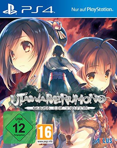 Utawarerumono Mask of Truth - [PlayStation 4] (Das Schicksal Der Nationen)