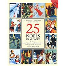 25 Noëls en musique (1CD audio)