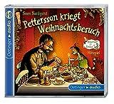 Pettersson kriegt Weihnachtsbesuch (CD): Hörspiel, ca. 28 min