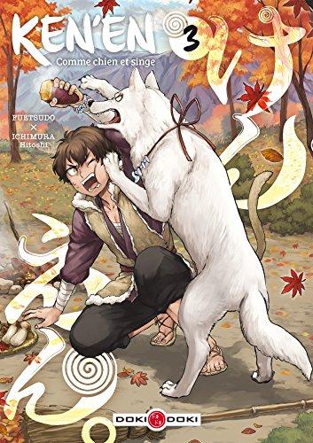 Ken'en - Comme chien et singe Edition simple Tome 3