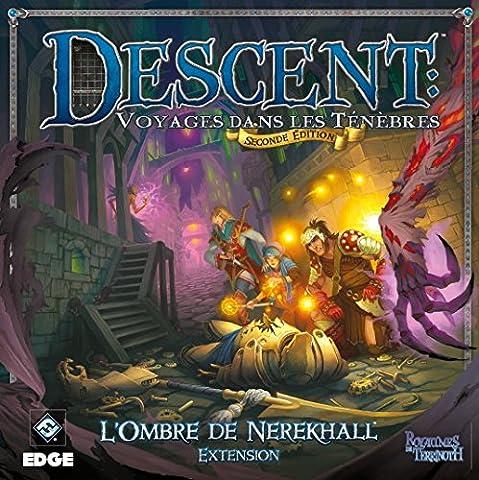Edge - Descent Seconde Edition : L'ombre de Nerekhall