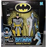 "Batman the Animated Series ""Batman vs Two Face"" Walmart Exclusive"
