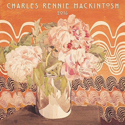 Charles Rennie Mackintosh 2016 Calendar by Colin Baxter (2015-06-01)