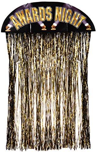 s Night Tür Vorhang, 4-feet 6von 0,9m (New York-party Dekorationen)