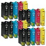 20 Cartouches d'Encre compatible avec Epson 29-XL / T2985 / T2995 pour Epson XP-240 XP-245 XP-247 XP-330 XP-332 XP-335 XP-340 XP-342 XP-345 XP-430 XP-432 XP-435 XP-440 XP-442 XP-445