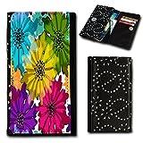 Book Style Flip Handy Tasche Case Schutz Hülle Foto Schale Motiv Etui für ZTE Blade C341 - Flip SU1 Design5