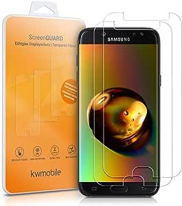 Kwmobile 2x Folie Kompatibel Mit Samsung Galaxy J7 Elektronik