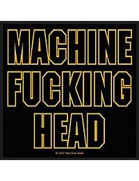 Machine Head Machine Fucking Head Parche