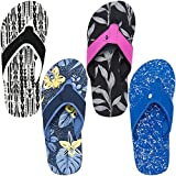 Animal Womens/Ladies Swish AOP Flip Flop