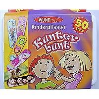 WUNDmed® Kinderpflaster Kunter bunt Box 50tlg. preisvergleich bei billige-tabletten.eu