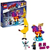 LEGO The Movie 2 Introducing Queen Watevra Wa'Nabi Building Blocks (115 Pcs)70824